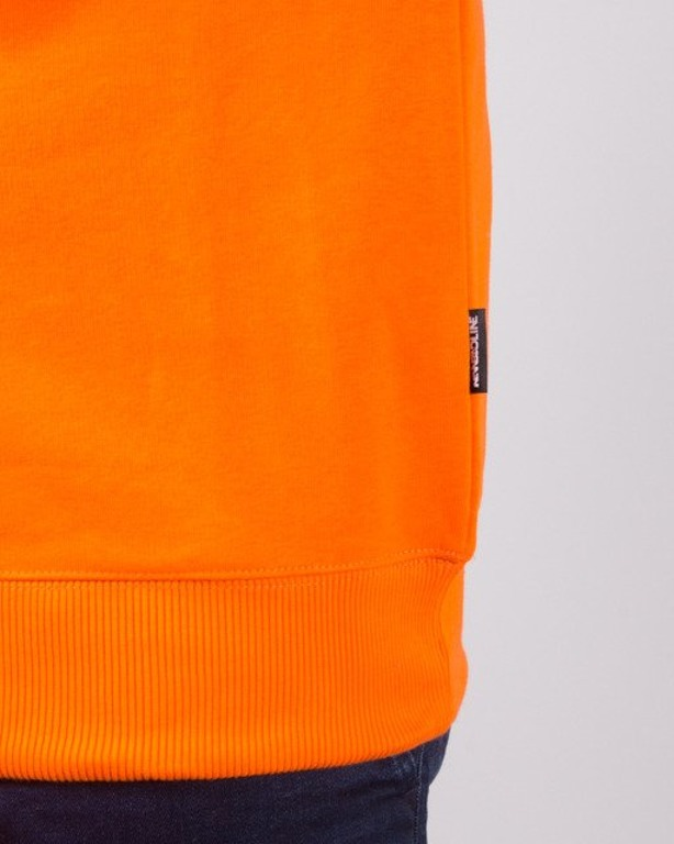 BLUZA CREWNECK NEW ICON ORANGE