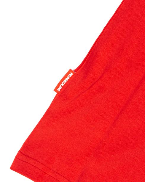 NBL x BACARDI T-SHIRT BOTTOM RED-BLACK