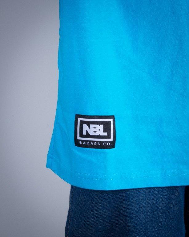 NEW BAD LINE KOSZULKA BC BLUE