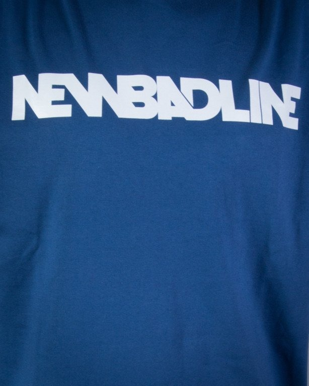 NEW BAD LINE KOSZULKA CLASSIC NAVY BLUE-BRICK