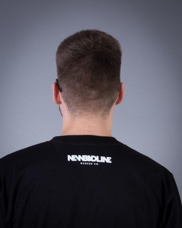 NEW BAD LINE KOSZULKA EASY BLACK-YELLOW