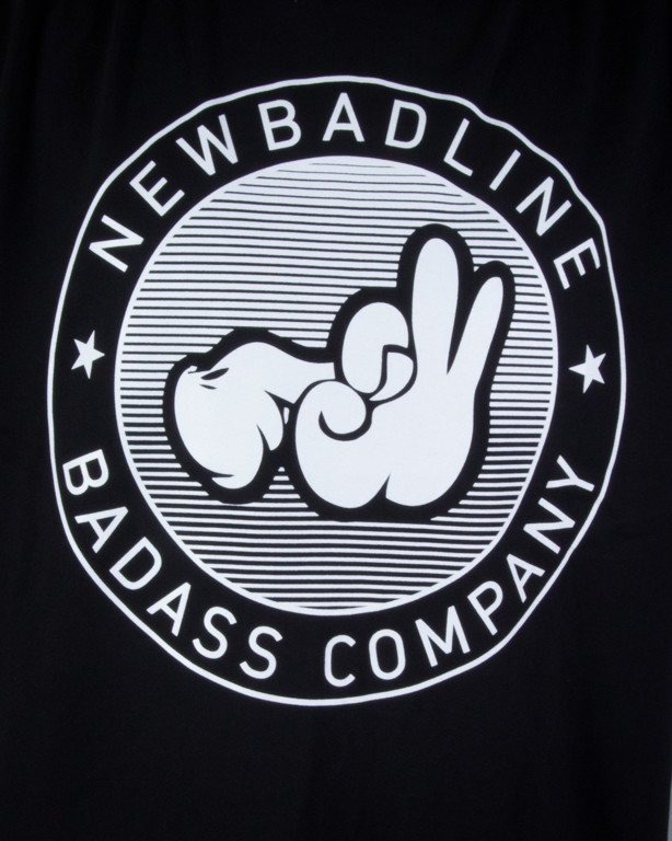 NEW BAD LINE KOSZULKA LOVE BLACK