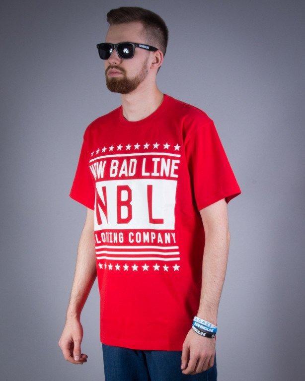 NEW BAD LINE KOSZULKA SWAG RED