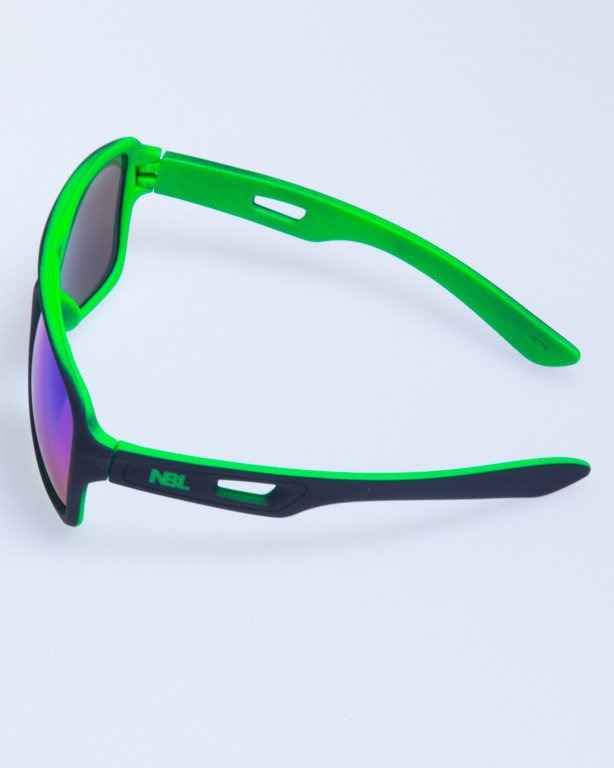NEW BAD LINE OKULARY BIG INSIDE MIRROR RUBBER 293