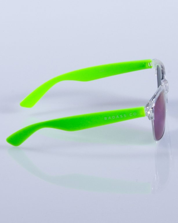 NEW BAD LINE OKULARY CLASSIC CABLE MIRROR 386