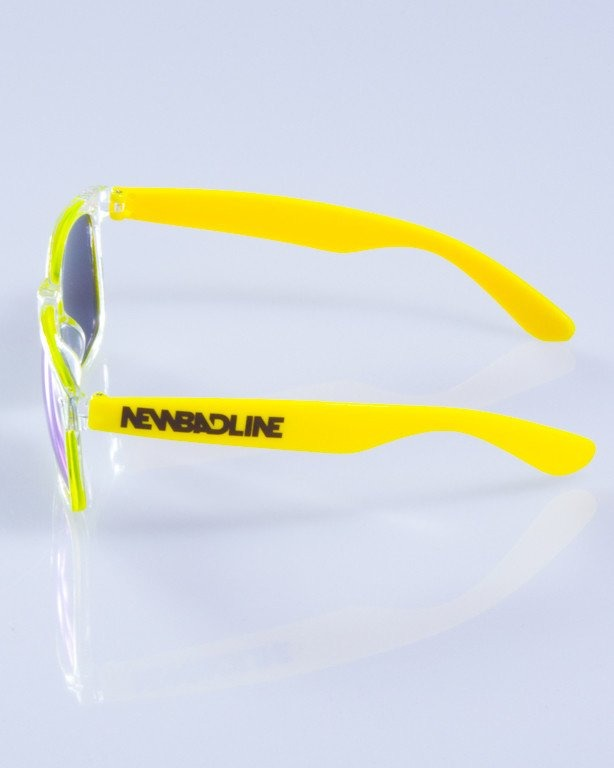 NEW BAD LINE OKULARY CLASSIC FRONT SHADOW MIRROR 232