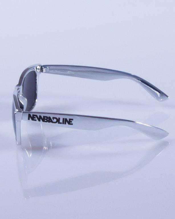 NEW BAD LINE OKULARY CLASSIC INOX 406