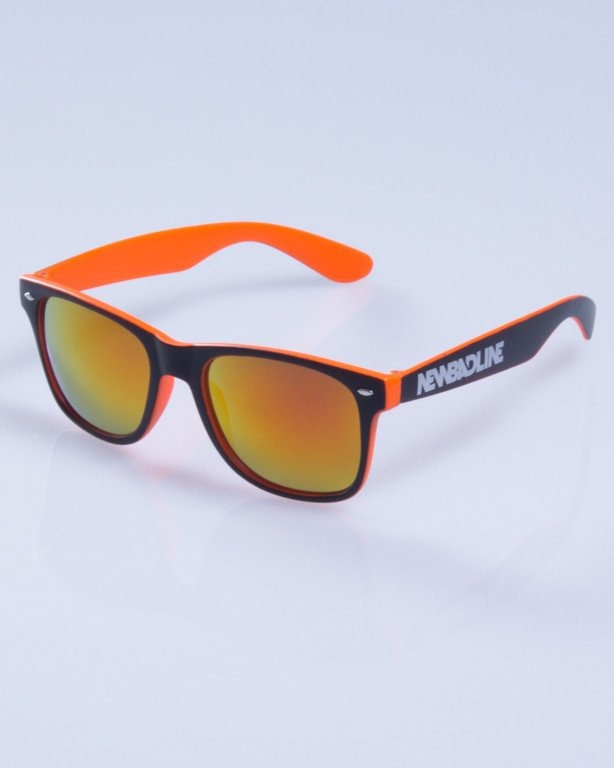 NEW BAD LINE OKULARY CLASSIC INSIDE MAT MIRROR 247