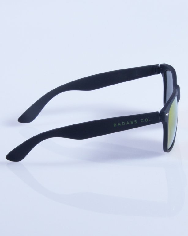 NEW BAD LINE OKULARY CLASSIC MIRROR RUBBER 320