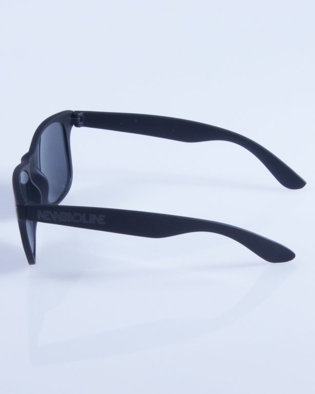 NEW BAD LINE OKULARY CLASSIC MIRROR RUBBER 333