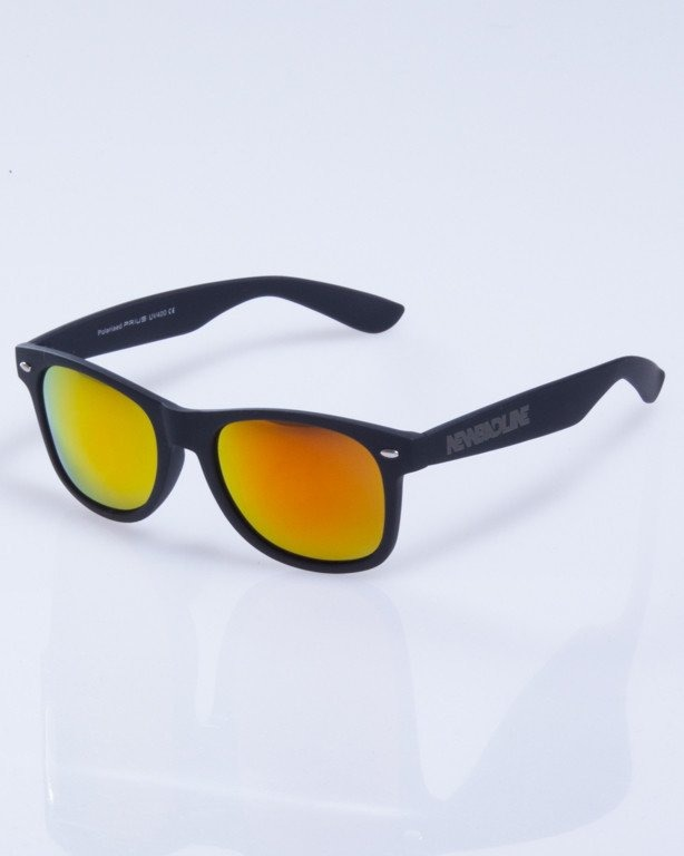 NEW BAD LINE OKULARY CLASSIC POLARIZED RUBBER 303