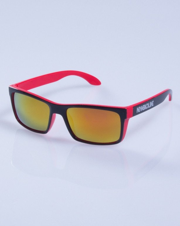 NEW BAD LINE OKULARY LOW MIRROR 136