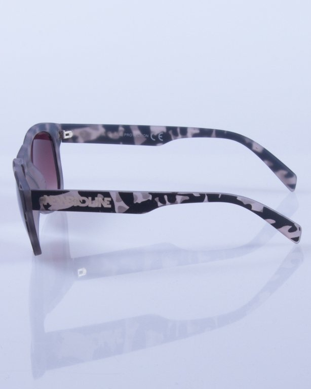 NEW BAD LINE OKULARY OVAL RUBBER 363
