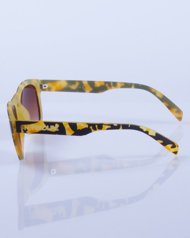 NEW BAD LINE OKULARY OVAL RUBBER 364