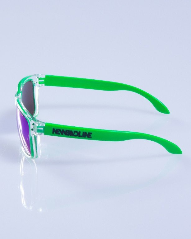 NEW BAD LINE OKULARY POINT SHADOW MIRROR 128