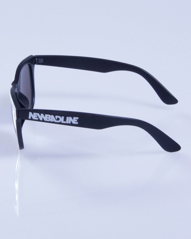 NEW BAD LINE OKULARY ROUND MIRROR MAT 169