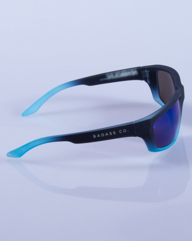 NEW BAD LINE OKULARY SPORT MIRROR RUBBER 417