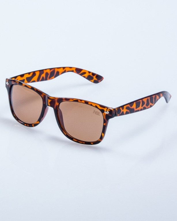 OKULARY CLASSIC PANTER BROWN FLASH BROWN 552