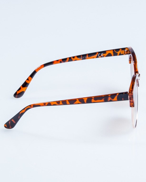 OKULARY LADY CAT PANTERA BROWN BROWN 735