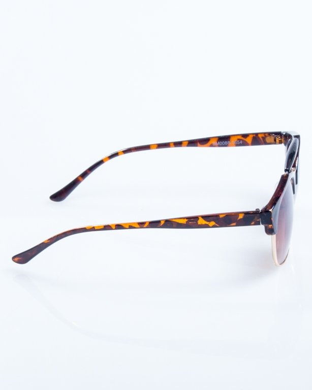 OKULARY NIGHT BROWN PANTERA BROWN 809