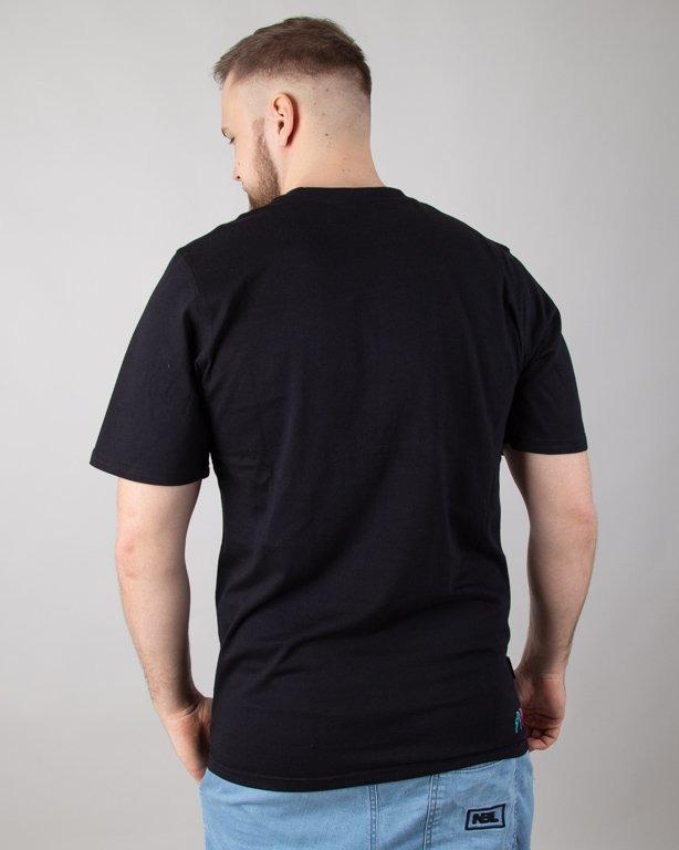 T-SHIRT BLOCKS BLACK