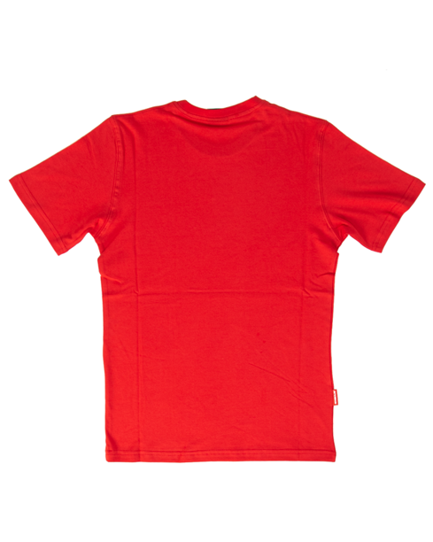 T-SHIRT CRIME RED