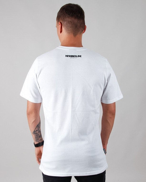 T-SHIRT DRAW WHITE