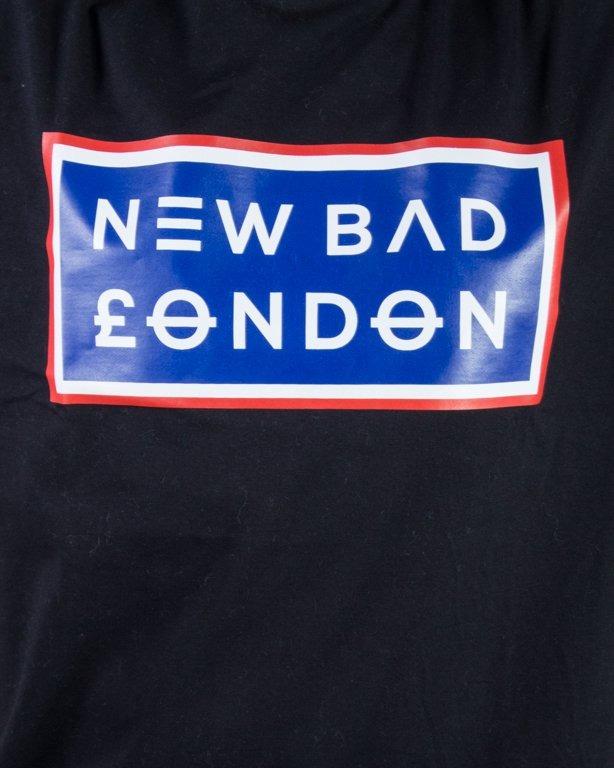 T-SHIRT LONDON BLACK