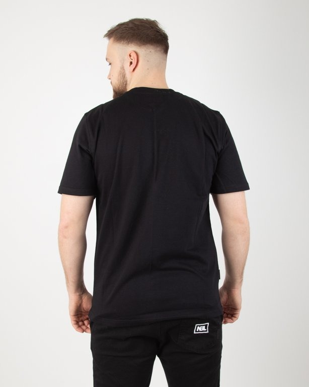 T-SHIRT NYBYLY BLACK