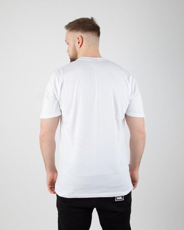 T-SHIRT OUTLINE WHITE