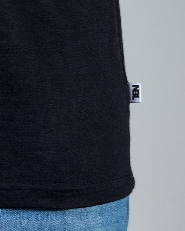 T-SHIRT SMALL CLASSIC BLACK