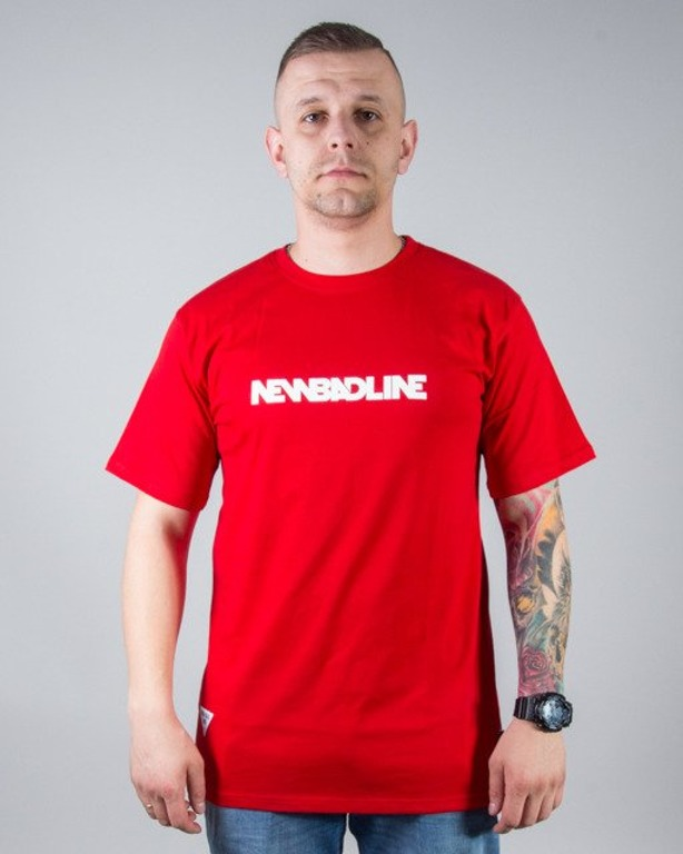 T-SHIRT SMALL CLASSIC RED