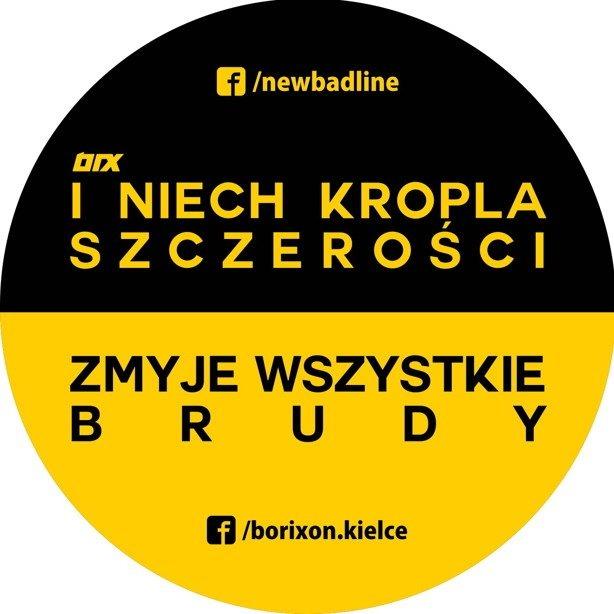 WLEPA BRX KROPLA SZCZEROŚCI BLACK-YELLOW