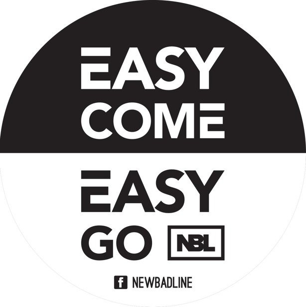 WLEPA EASY COME BLACK-WHITE
